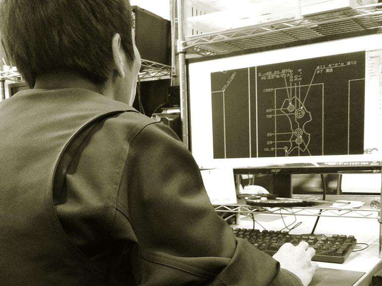 短納期の金属加工のための3Dデータ対応